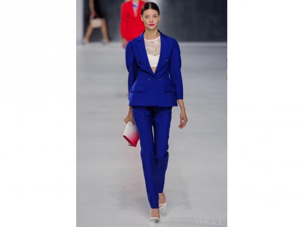 Christian Dior|Двубортный пиджак Christian Dior