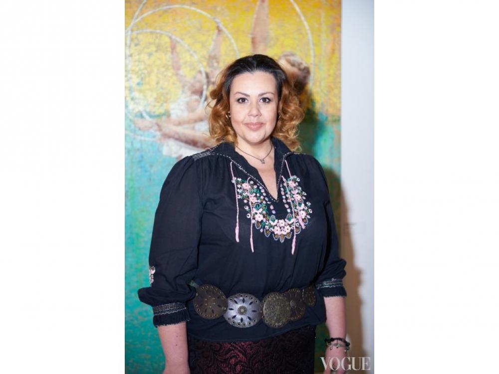 Алена Гребенюк
