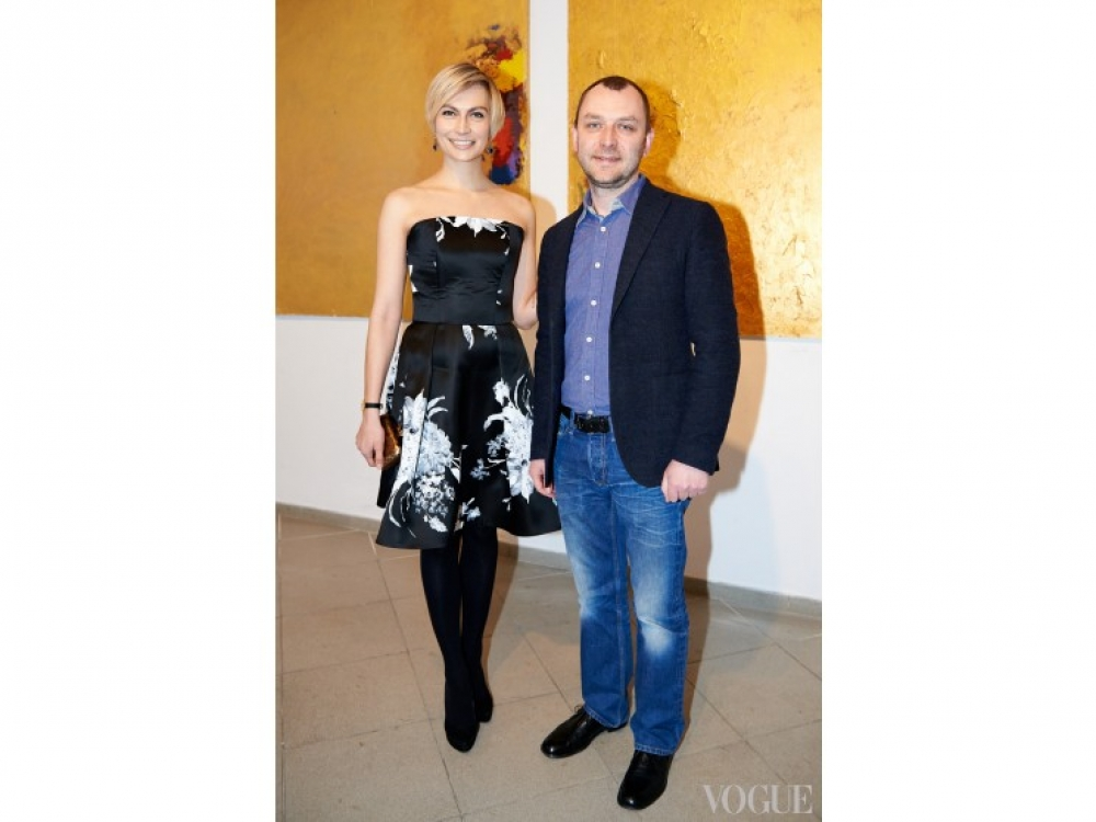 Маша Цуканова и Михаил Котов
