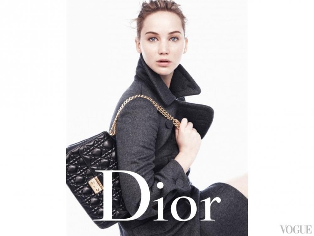 Актриса - лицо модного дома Dior