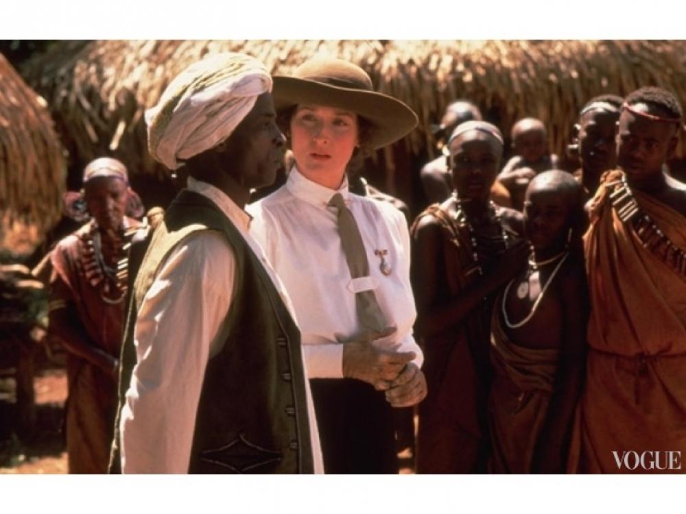 """""""Из Африки"""" (1985 год)"""
