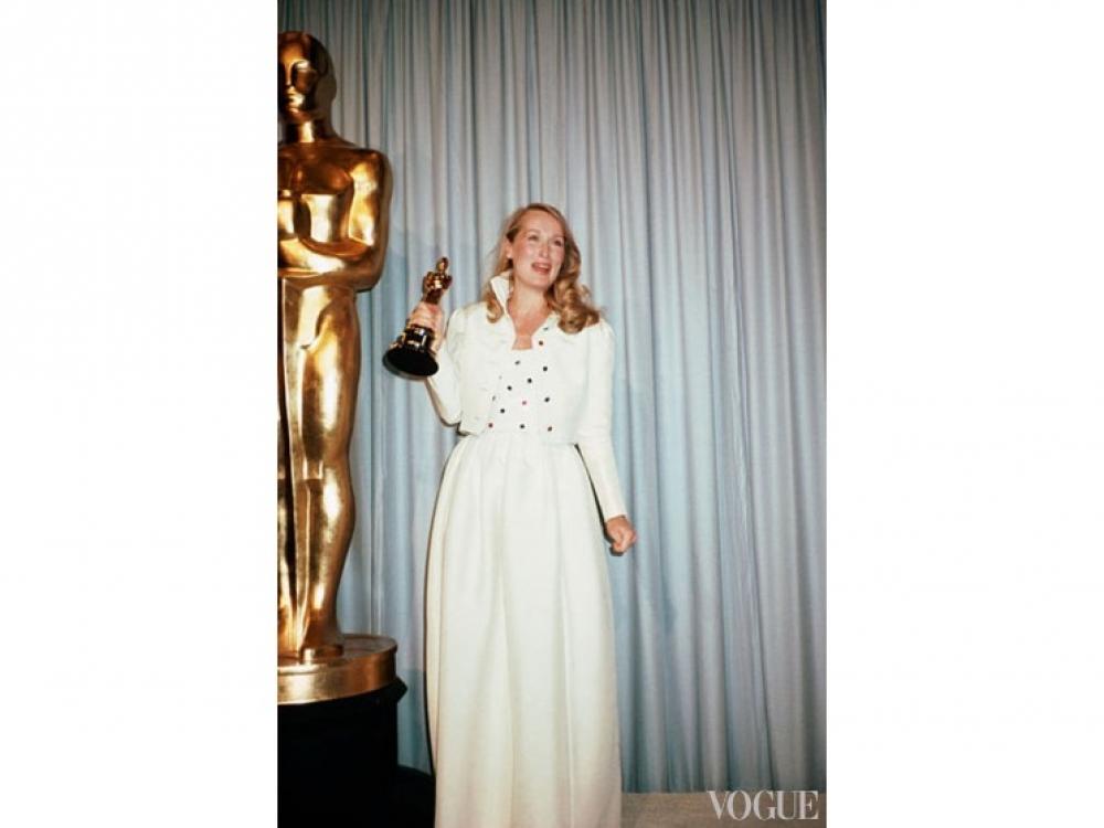 """Мэрил Стрип получает первый """"Оскар"""" (1980 год)"""
