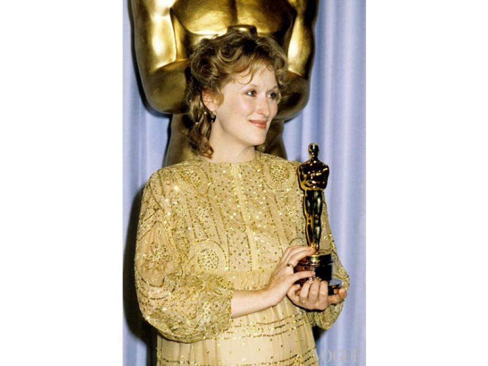 """Второй """"Оскар"""" актриса получила за роль в картине """"Выбор Софи"""" (1983 год)"""