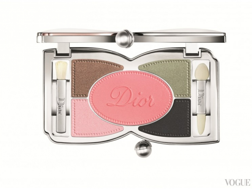 Набор для макияжа Dior Trianon Palette Marquise Clutch №01, Favorite