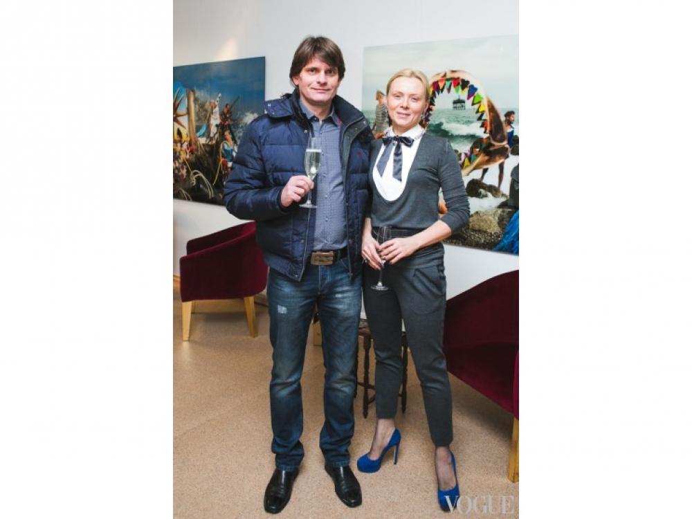 Олег Байшев, Татьяна Миронова