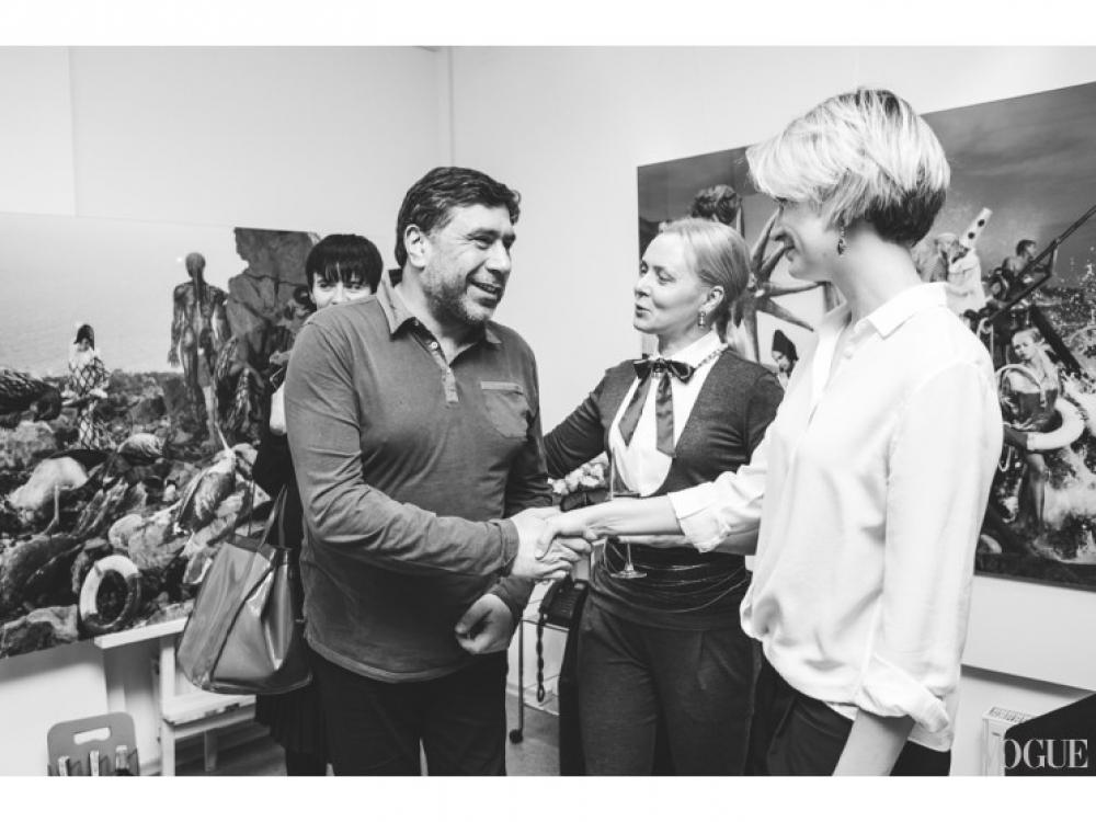 Арсен Савадов, Татьяна Миронова, Маша Цуканова