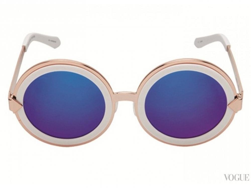 Очки в пластиковой оправе, Karen Walker Eyewear