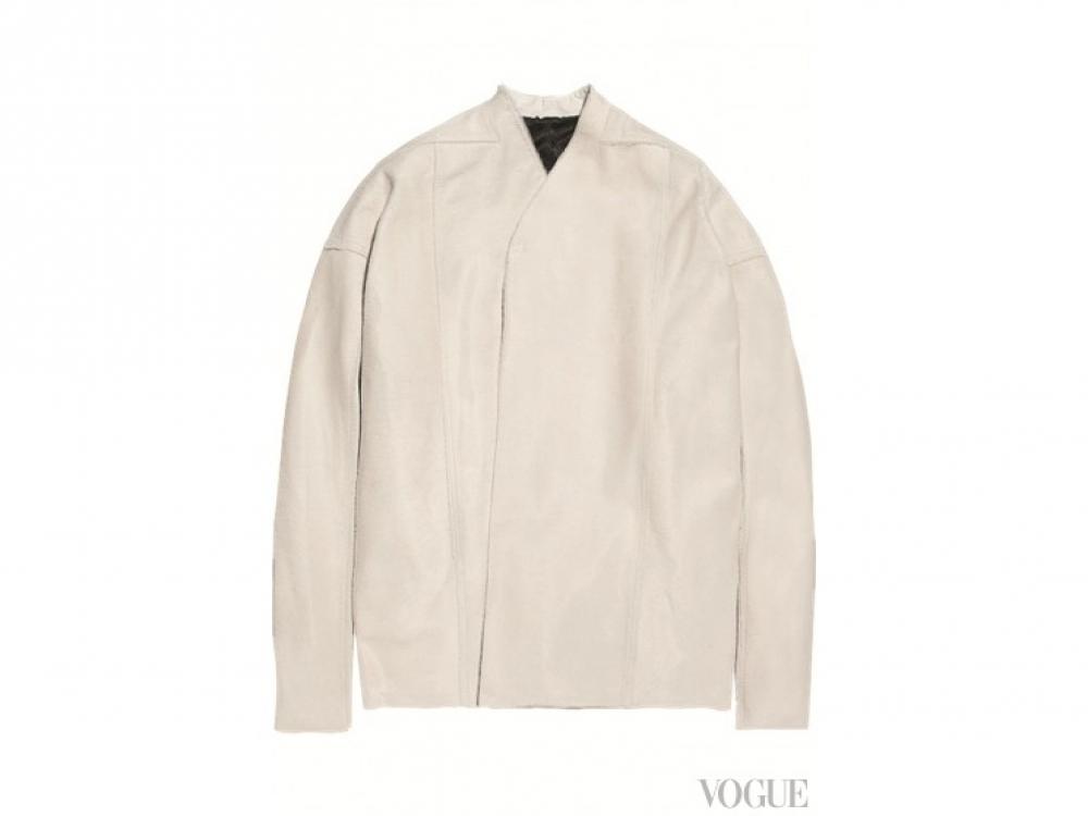 Куртка из высокотехнологичной ткани с меховым воротником, Giambattista Valli