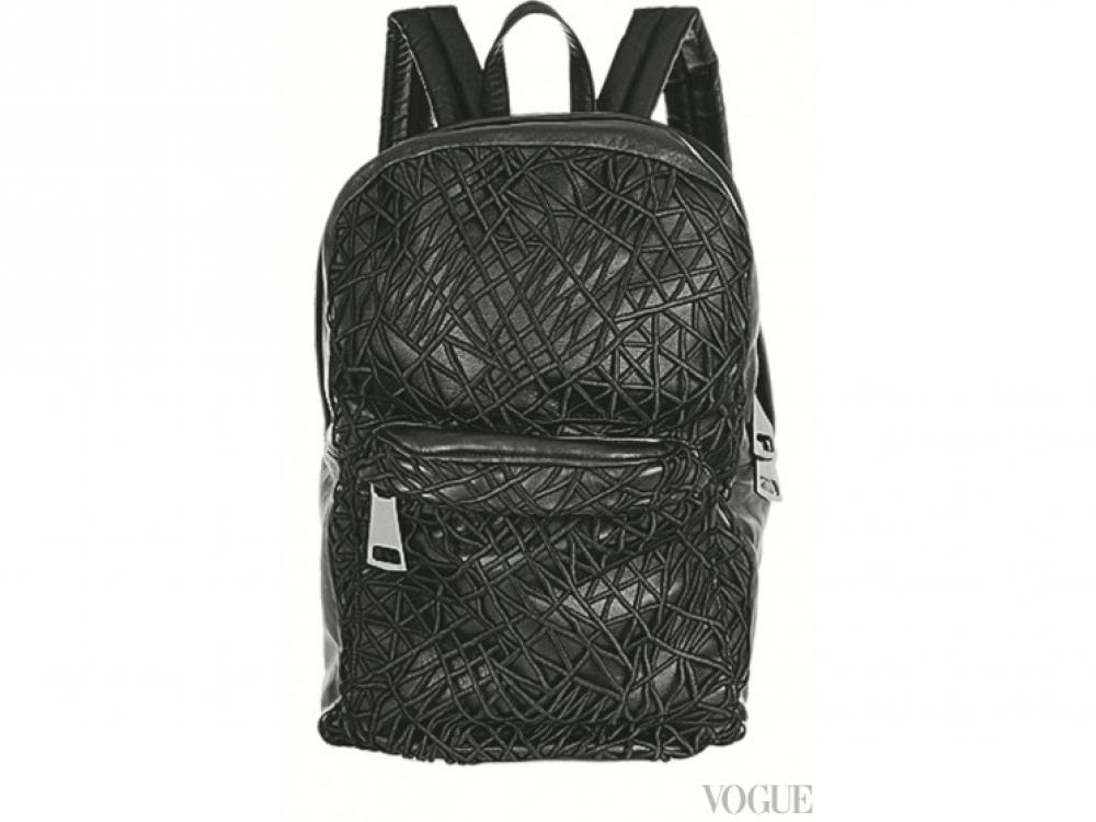 Рюкзак из кожи, Christopher Kane