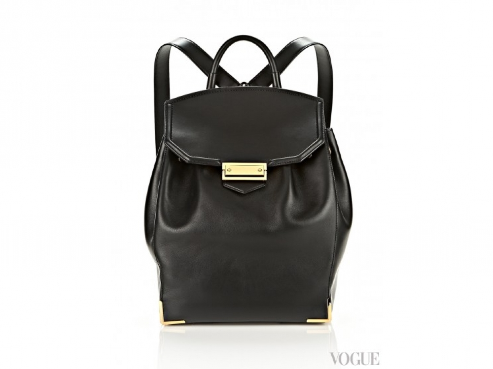 Рюкзак из кожи, Alexander Wang