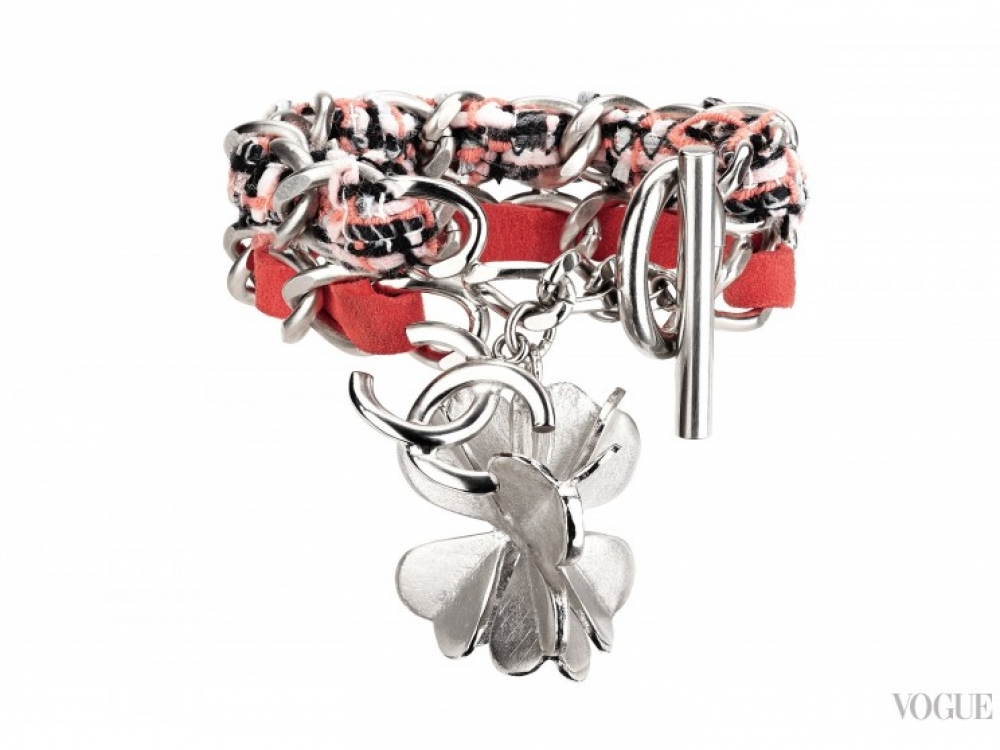 браслет Chanel|Подарки ко Дню Святого Валентина браслет Chanel
