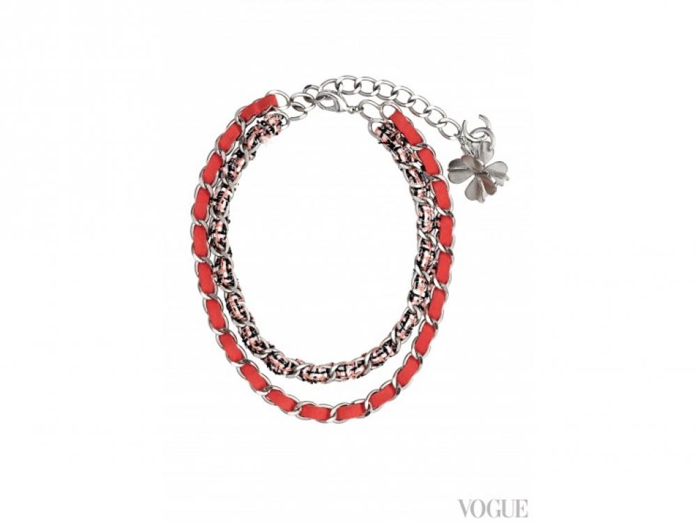 ожерелье Chanel|Подарки ко Дню Святого Валентина ожерелье Chanel