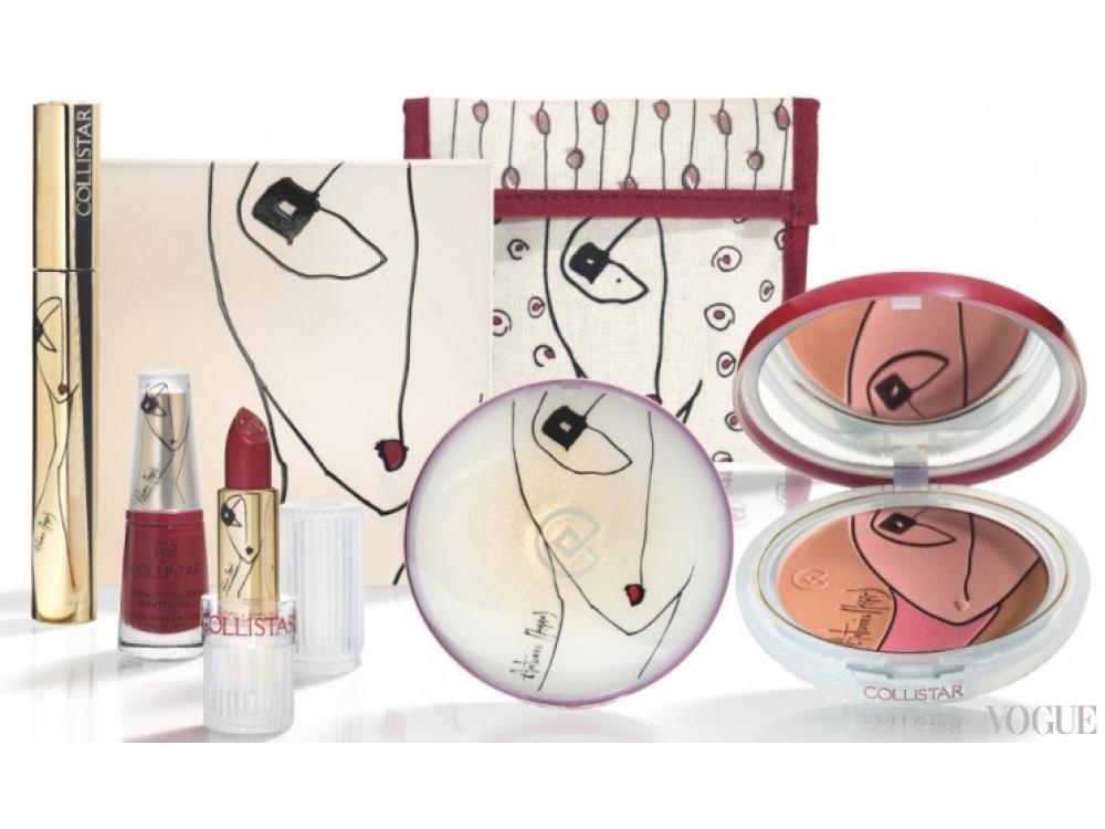 коллекция макияжа Ti Amo Italia, Collistar