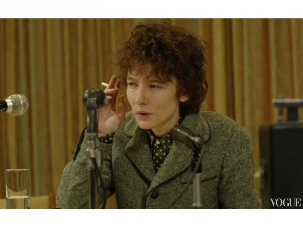 Кейт Бланшетт в роли Боба Дилана (2007)