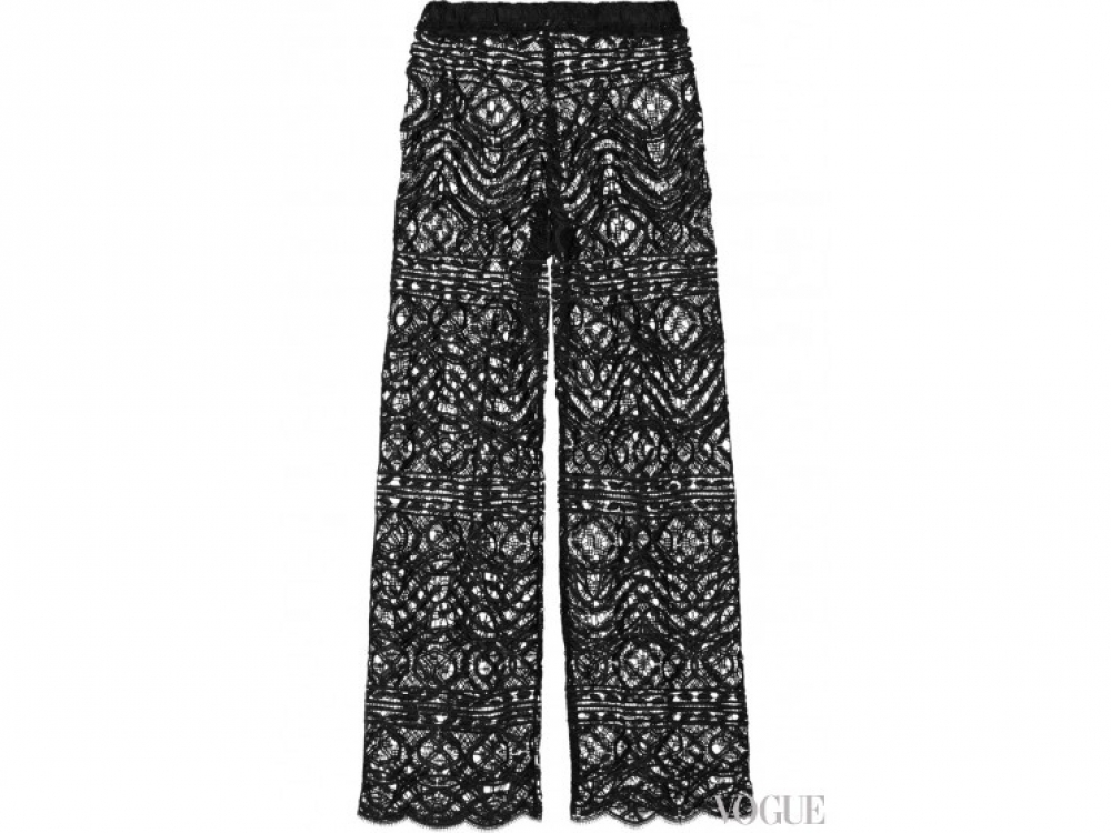 Miguelina|Ажурные брюки Miguelina