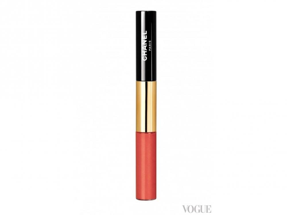 Устройчивая помада Rouge Double Intensit?, 53 Coral Peach