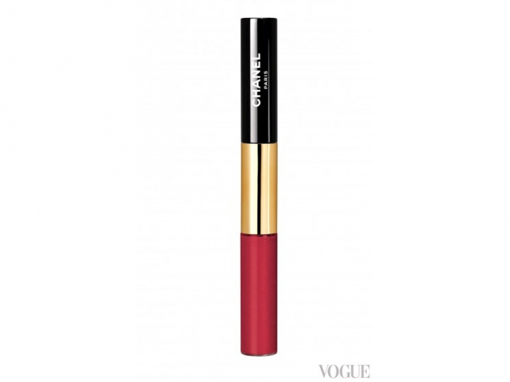Устройчивая помада Rouge Double Intensit?, 54 Strawberry Red