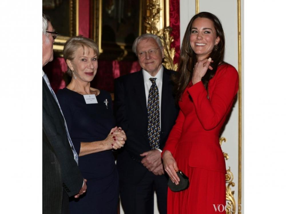 Хелен Миррен, Герцогиня Кэтрин
