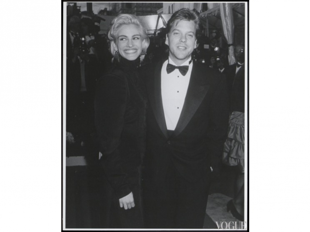 Джулия Робертс и Кифер Сазерленд (1996)