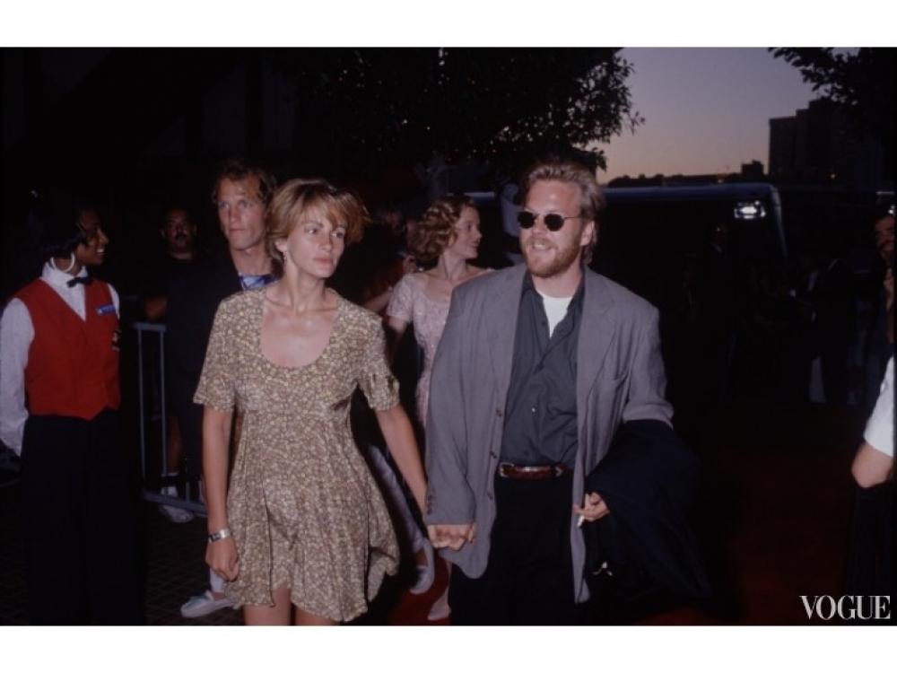 Джулия Робертс и Кифер Сазерленд (1997)