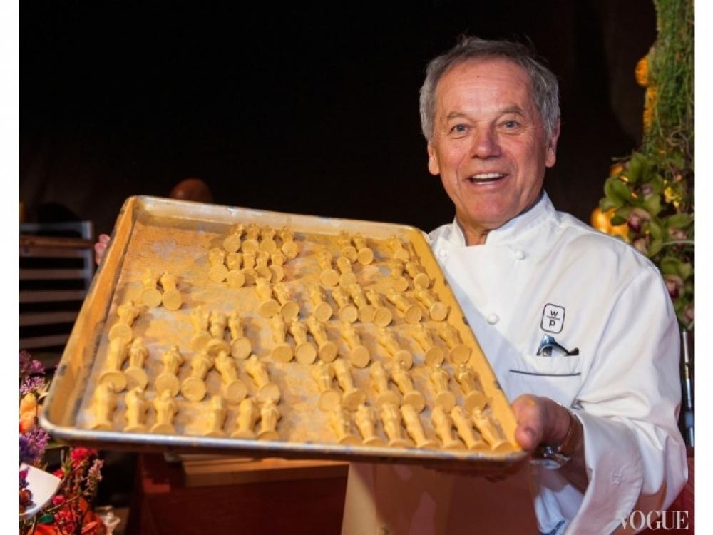 Шеф-повар и армия шоколадных оскаров