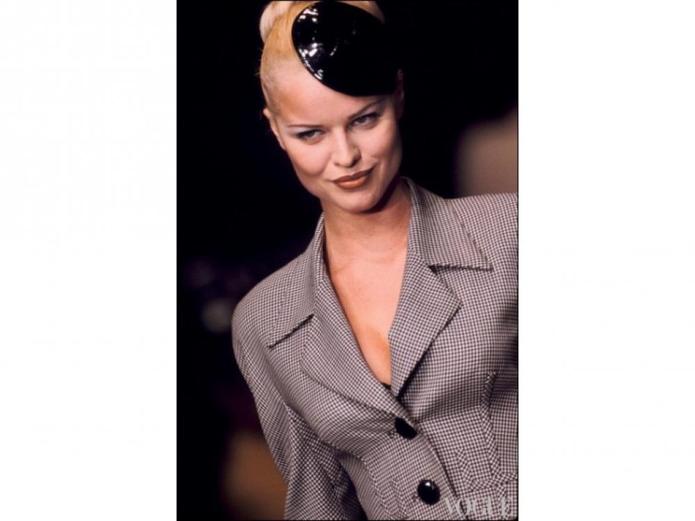 Christian Dior осень-зима 1995/1996