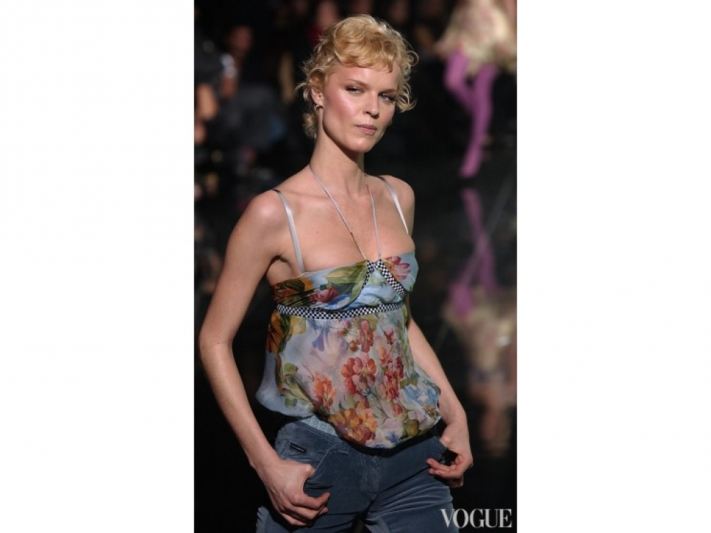 Dolce&Gabbana осень-зима 2003/2004