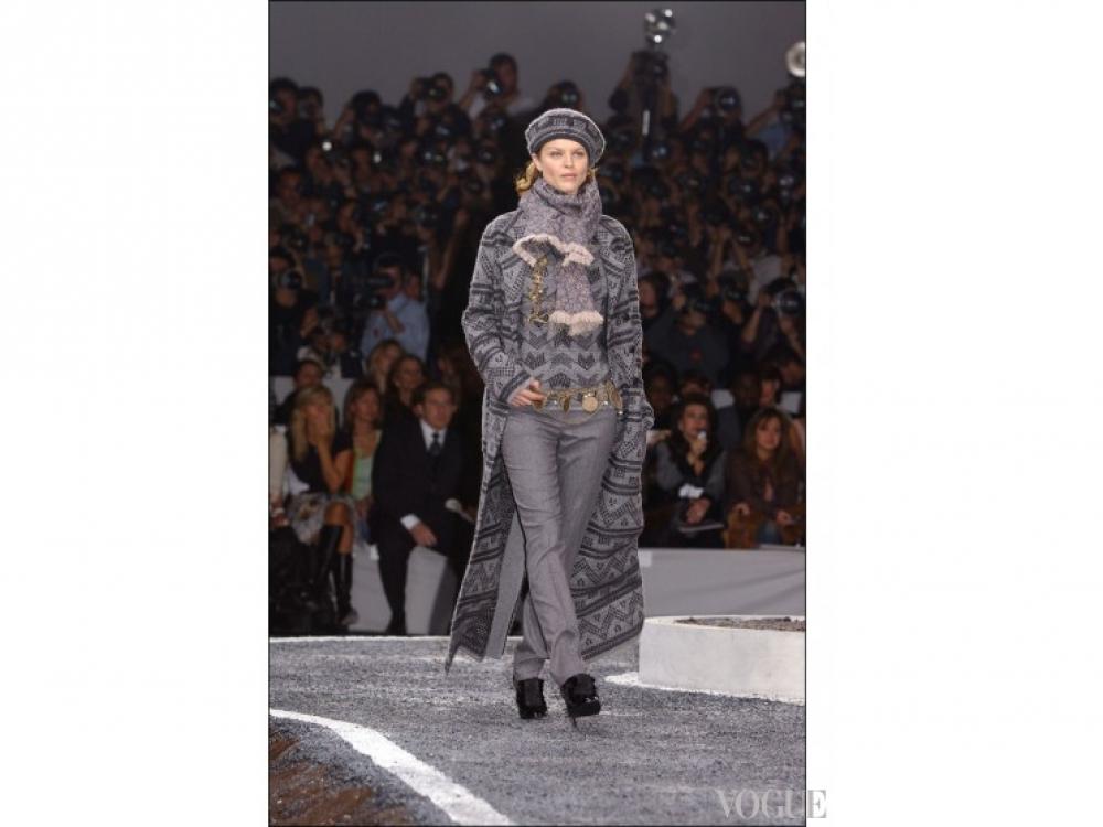 Chanel осень-зима 2004/2005