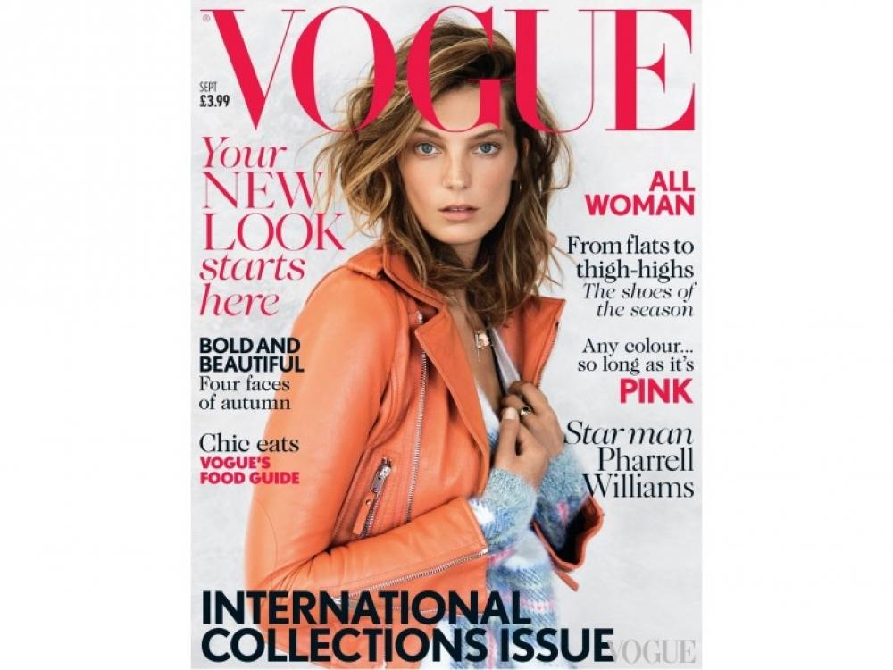 Vogue Britain Сентябрь 2013