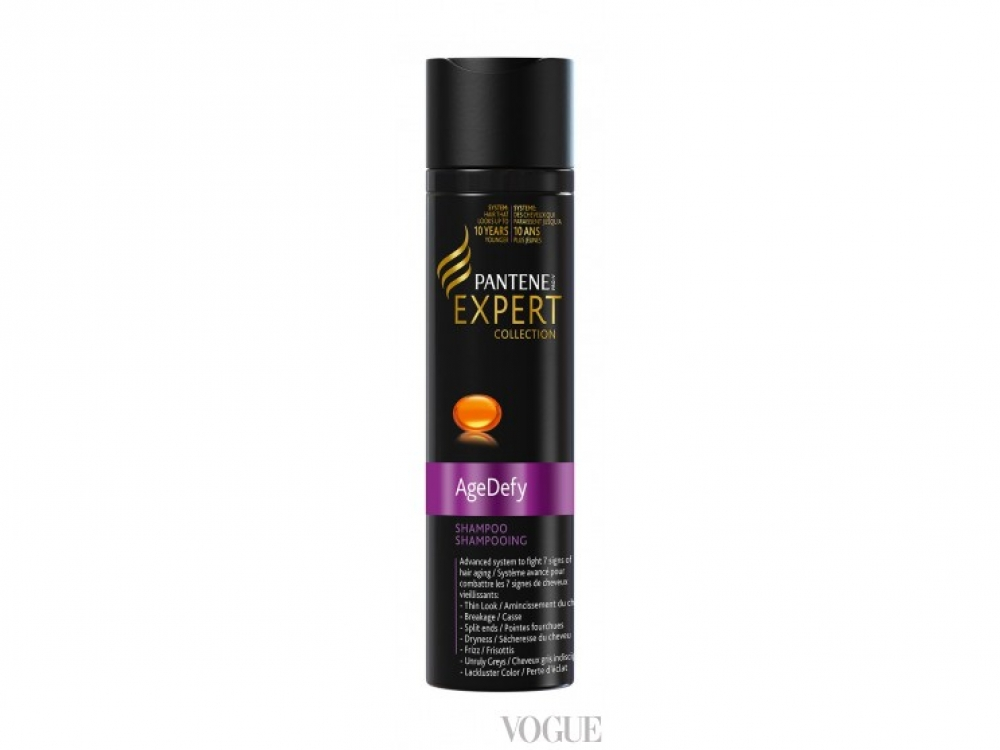 Шампунь Age Defy из коллекции Expert Collection, Pantene Pro-V