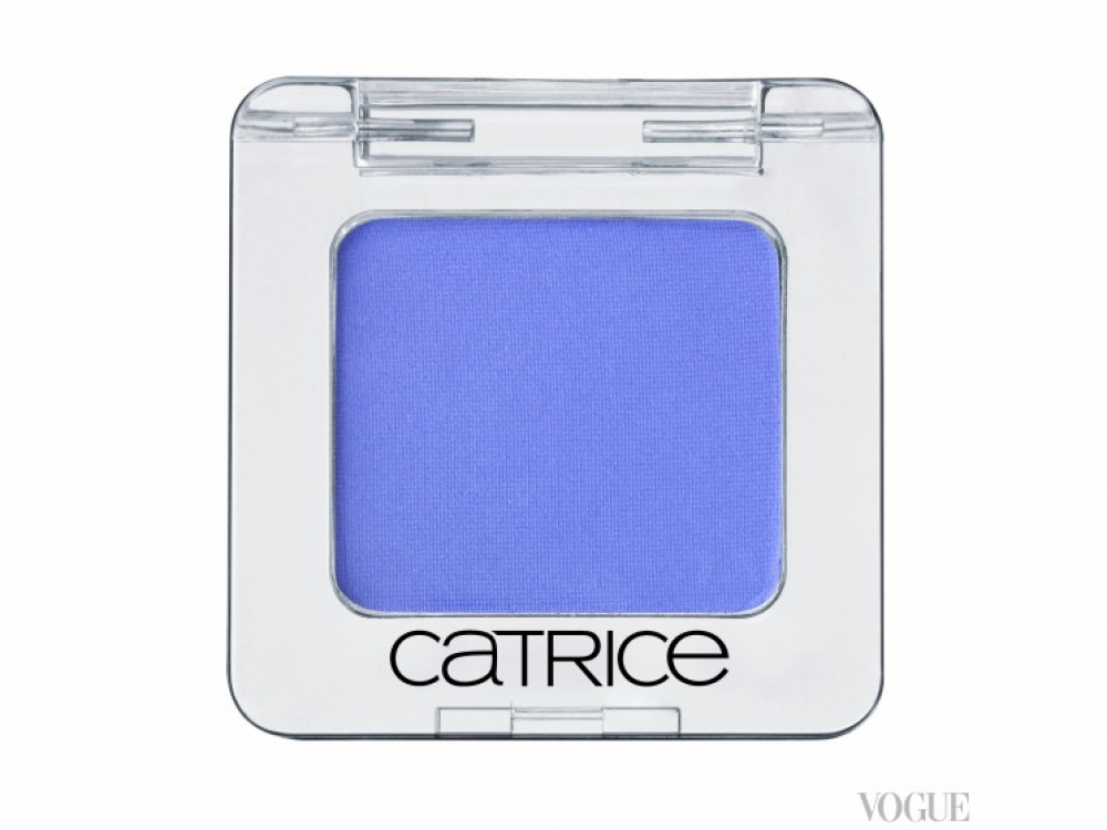 Тени Absolute Eye Colour Mono, № 730 Too Good To Be Blue, Catrice