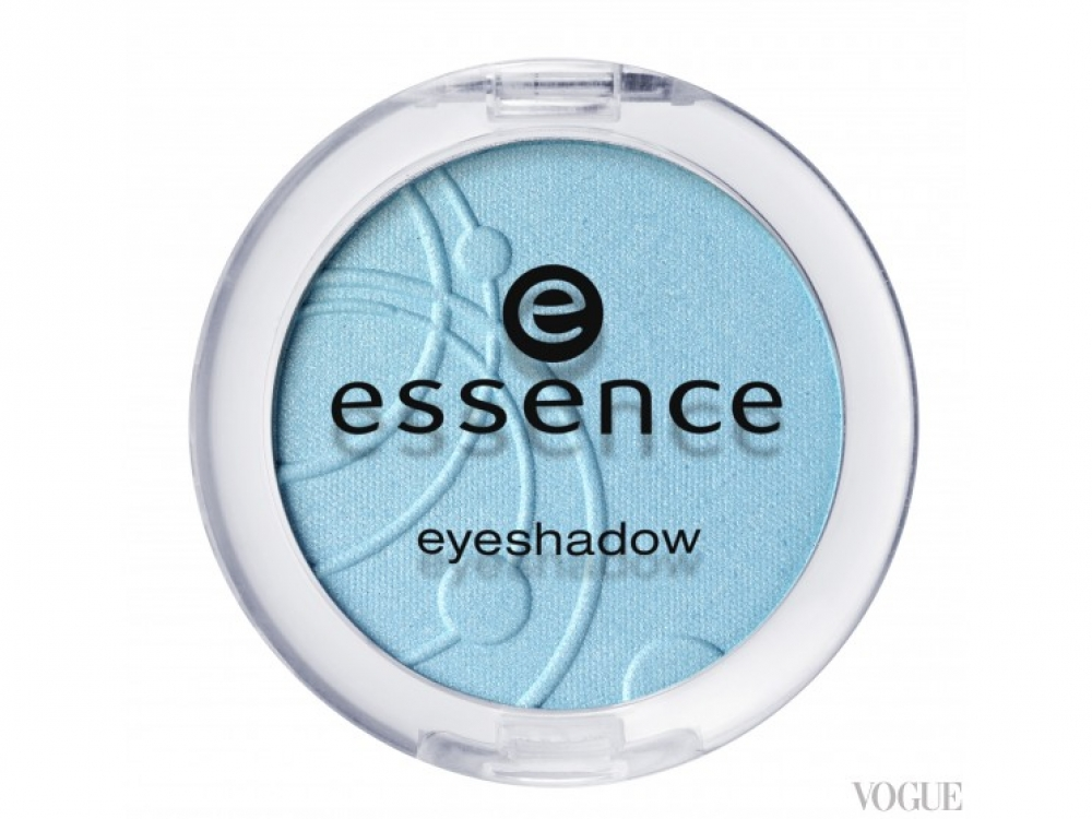 Тени Mono Eyeshadow, № 72 My Baby Blue!, essence