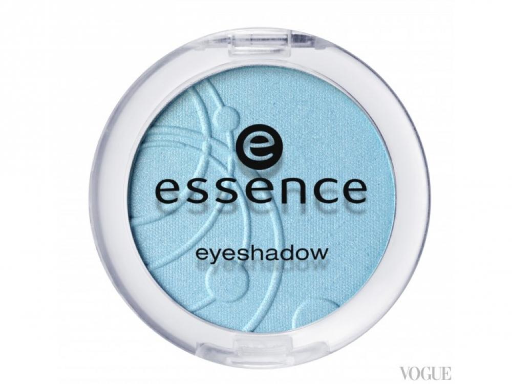 Тени Mono Eyeshadow, № 72 My Baby Blue!, essence
