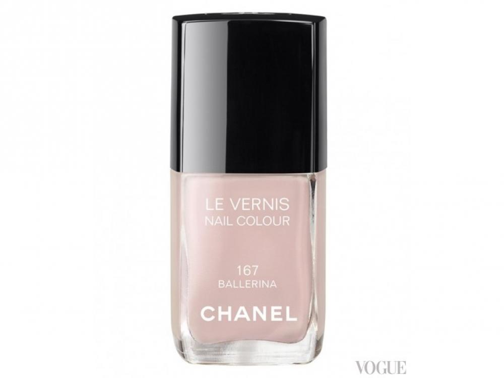 Лак для ногтей Le Vernis, № 167 Ballerina, Chanel