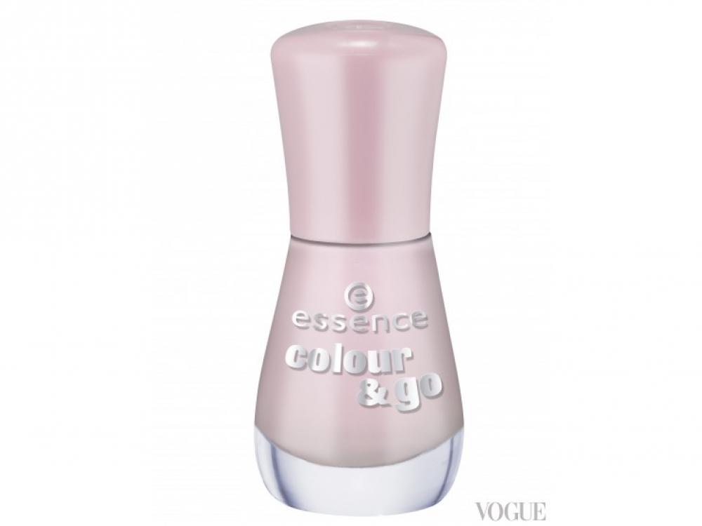 Лак для ногтей Colour & Go, № 168 Love Me, Cupcake!, essence
