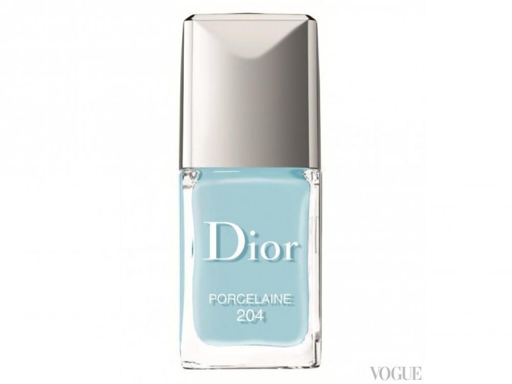 Лак для ногтей Dior Vernis, № 204 Porcelaine, Dior