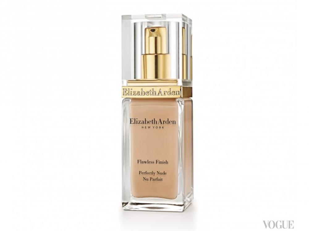 Тональный крем с эффектом второй кожи Flawless Finish Perfectly Nude, Elizabeth Arden