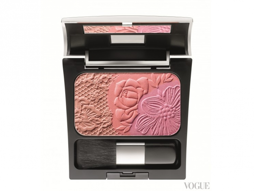Палетка румян Rosy Shine Blusher, № 07 Rosy Breeze, Make Up Factory