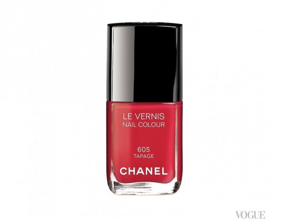 Лак Le Vernis, №605 Tapage, Chanel