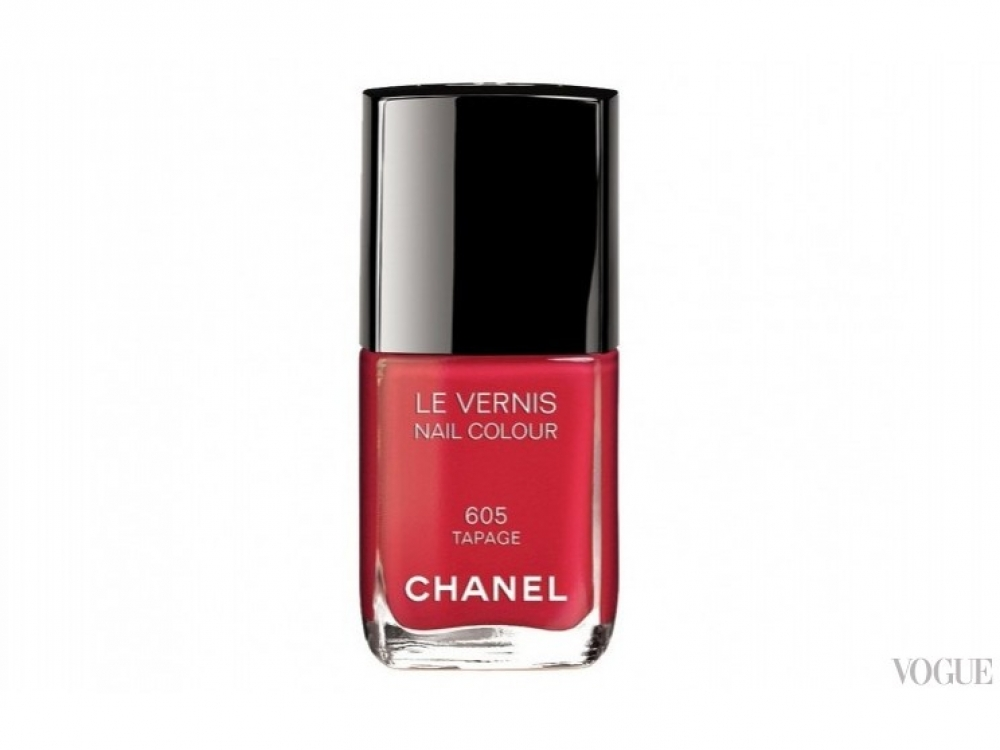 Лак Le Vernis, № 605 Tapage, Chanel