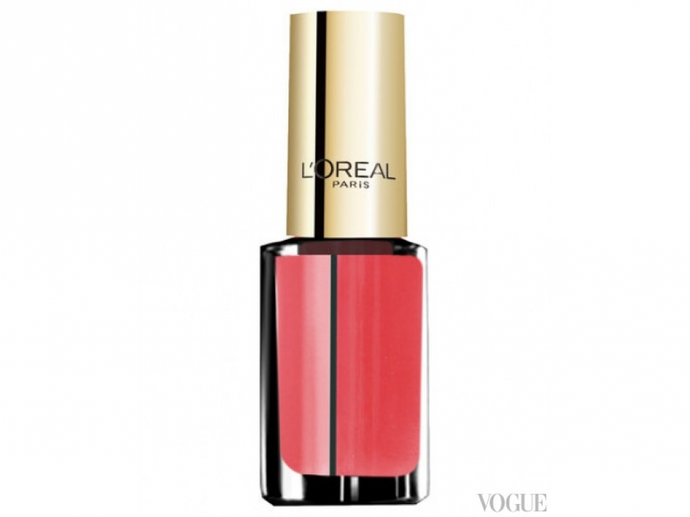 Лак для ногтей Color Riche, № 208 So Chic Pink, L'Or?al Paris