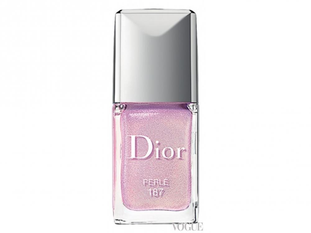 Лак Dior Vernis Trianon ?dition, №?187 Perl?, Dior