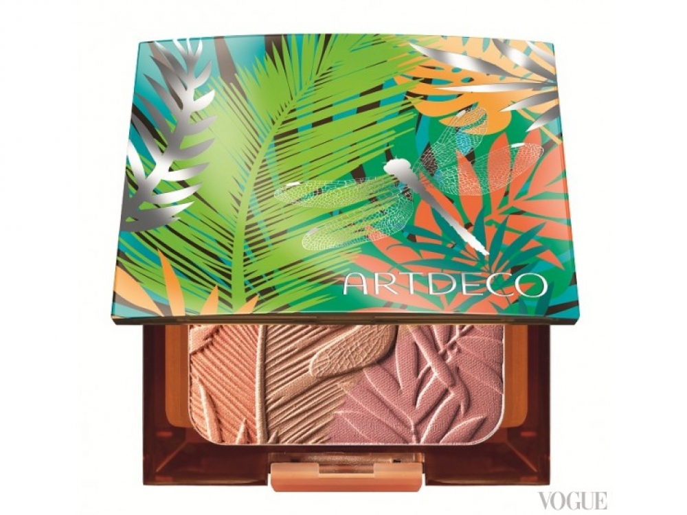 Румяна-бронзер Bronzing Glow  Blusher 'Queen Of The Jungle'