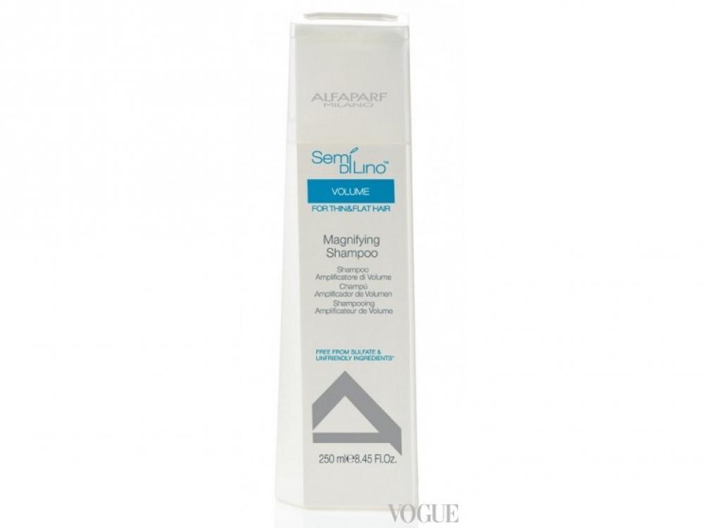 Шампунь для прикорневого объема волос Magnifying Shampoo, Semi Di Lino, Alfaparf