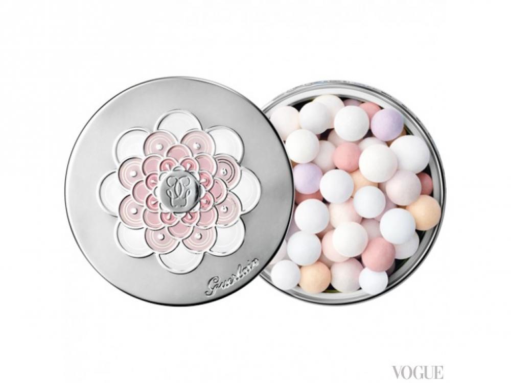 Пудра в шариках для сияния кожи, M?t?orites Perles, Guerlain