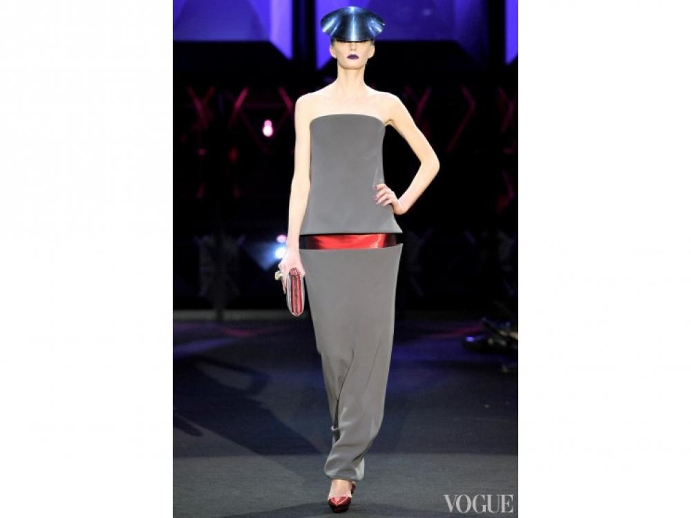 Armani Priv? Couture весна-лето 2011