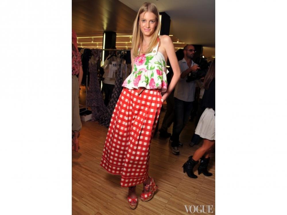 Dolce & Gabbana весна-лето 2011