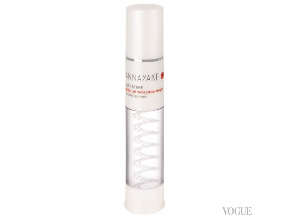Гель-крем для контура глаз Spiralis Eye Contour Gel Cream Ultratime, Annayake