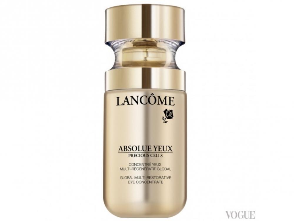 Крем для для интенсивного восстановления кожи контура глаз Absolue Yeux Precious Cells, Lanc?me