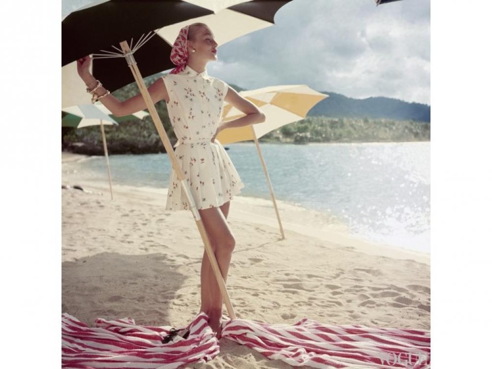 Июнь, 1954 год / Фото: Roger Prigent